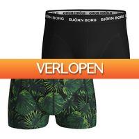 Suitableshop: 2 x Bjorn Borg boxershorts