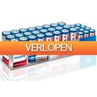 VoucherVandaag.nl 2: Philips mega-pack alkaline batterijen