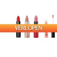 ActieVandeDag.nl 2: Rimmel lippenstift met gratis lipgloss
