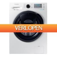 Expert.nl: Samsung voorlader WW90K6605QW/EN wasmachine
