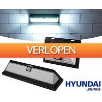 Telegraaf Aanbiedingen: Hyundai Wide Prisma LED solar buitenlamp