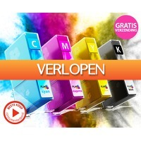 Groupdeal 2: Cartridges voor printers