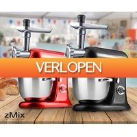 Voordeelvanger.nl 2: zMix TurboTronic keukenmachine