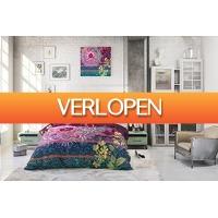 VakantieVeilingen: Veiling: Katoenen dekbedovertrek Marjo Multi (240 x 220 cm)
