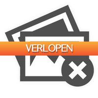 ActievandeDag.nl 1: Strijkvrij suede dekbedovertrek