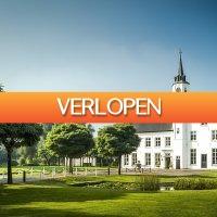 D-deals.nl: 2 dagen luxe 4*-kasteelhotel in Noord-Brabant