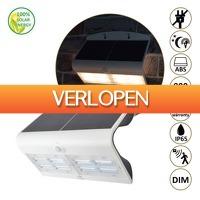 Stuntwinkel.nl: Capella solar LED wandlamp