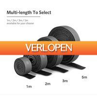 Dennisdeal.com: Klittenband kabelbinder