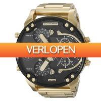 Watch2day.nl: Diesel Mr. Daddy 2.0 Multifunctional DZ7333