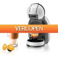 Expert.nl: Krups espresso apparaat KP123B Dolce Gusto Mini Me grijs