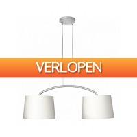 Stuntwinkel.nl: MyLiving Sella 2-lichts hanglamp