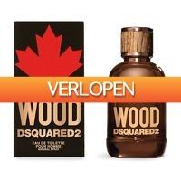 Superwinkel.nl: Dsquared2 Wood for him eau de toilette 100 ml