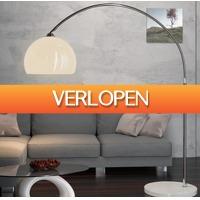 Grotekadoshop.nl: Retro design booglamp