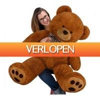 Grotekadoshop.nl: Monzana pluche knuffelbeer