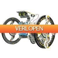 CheckDieDeal.nl 2: Solar robot om zelf te bouwen