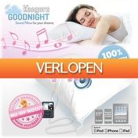 voorHAAR.nl: Kanguru Goodnight soundpillow