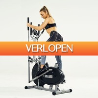 Befit2day.nl: Multifunctionele crosstrainer