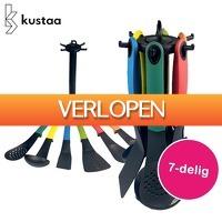 Elkedagietsleuks Ladies: Kustaa 7-delige keuken carrousel