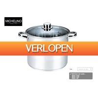 DealDonkey.com 2: Michelino RVS soeppan 21 liter