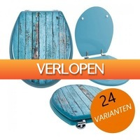 CheckDieDeal.nl 2: WC bril met print