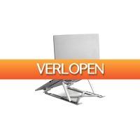 DealDonkey.com 3: Universele verstelbare en opvouwbare laptop standaard
