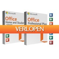 CheckDieDeal.nl: Microsoft Office 2016/2019 Thuis en student of Professional