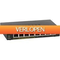Coolblue.nl 1: Netgear GS308P netwerkswitch