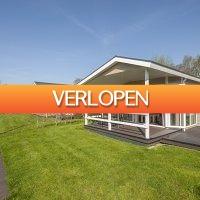 D-deals.nl: Verblijf in een vakantiechalet aan het water op Vakantiepark Giethoorn