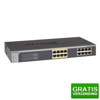 Bekijk de deal van Coolblue.nl 2: Netgear JGS516PE netwerkswitch