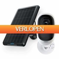 Epine.nl: Reolink Argus 2 + solar paneel