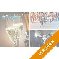 Busreis wielerwedstrijd + lunch + onbeperkt drank