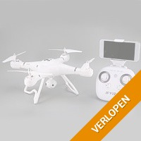 Quadcopter X27C-1 camera drone