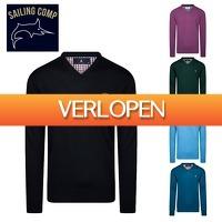 ElkeDagIetsLeuks: Pullovers van Sailing Comp Yachting