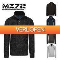 Elkedagietsleuks HomeandLive: MZ72 BRAND trui met kraag