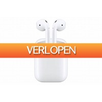 Dennisdeal.com: Draadloze Ear Pods met oplaadbox