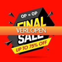 CheckDieDeal.nl: Uitverkoop