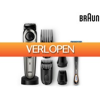 iBOOD.com: Braun baardtrimmer en tondeuse