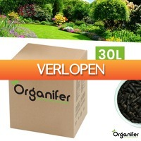 Daystunt.com: Organifer Premium Koemestkorrels 3in1 (20Kg)