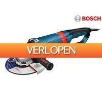 iBOOD DIY: Bosch GWS 26-230 LVI professional haakse slijper