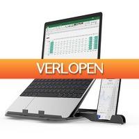 CheckDieDeal.nl: DrErgo Premium laptopstandaard