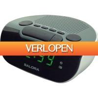 EP.nl: Salora CR612 wekkerradio