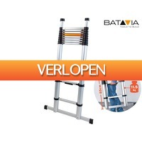 iBOOD DIY: Batavia telescopische ladder