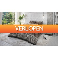ActievandeDag.nl 1: Panterprint dekbedovertrek