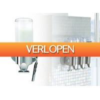 DealDonkey.com: Simplehuman zeepdispensers