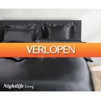 Voordeelvanger.nl: Nightlife satijnen dekbedovertrekken