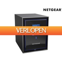 iBOOD.com: Netgear ReadyNAS RN426 6-Bay