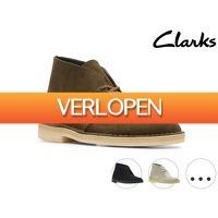 iBOOD Sports & Fashion: Clarks laarzen Desert