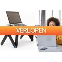 VoucherVandaag.nl: Verstelbare laptoptafel