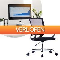 DealDigger.nl 2: Bureaustoel met comfortabele rugsteun