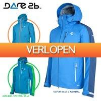 6deals.nl: Dare2B gevoerd softshell jack